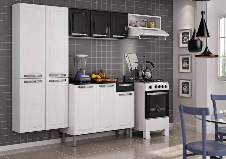 Cozinha: Tenha uma iluminação funcional